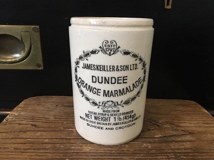 1lb James Keiller Dundee marmalade pot