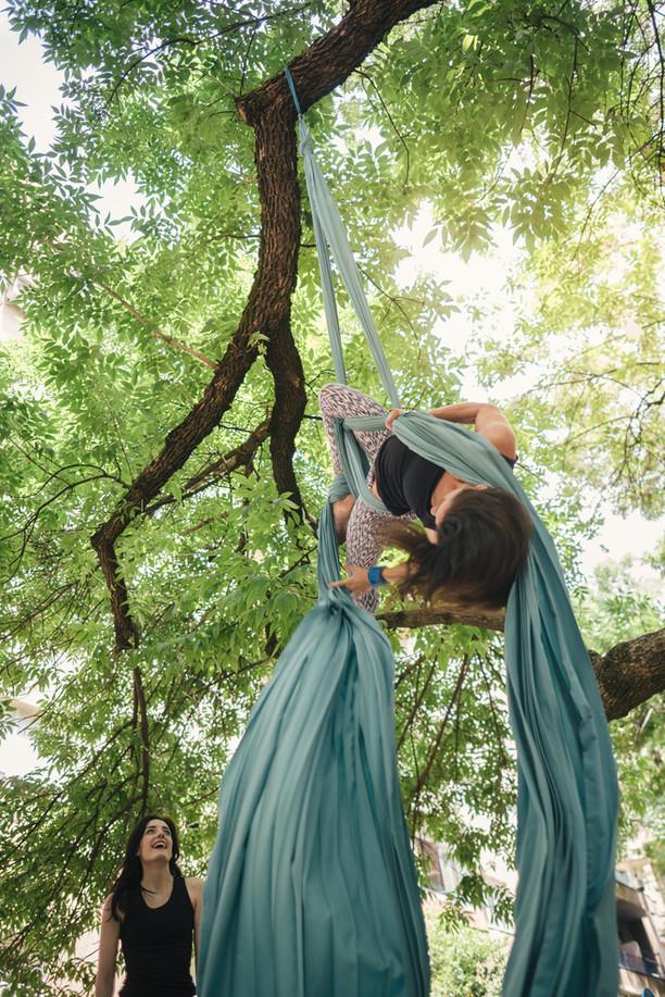 Akrobatsko igralište u parku za DDZ2018
