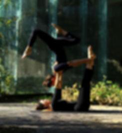 Traumatic Arts akrobalans