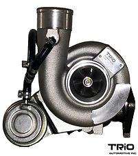 2005-2006 Saab 9-2X 2.0 and 2.5 turbocharger