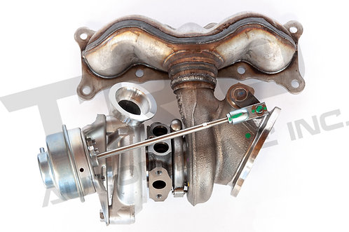 BMW 135i Rear Turbocharger (Cyl. 4-6) N54 2007-2010
