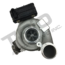 Mercedes Sprinter Turbocharger 3.0L 777318-5002 OM642