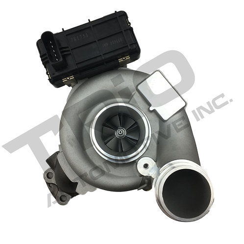 Mercedes BlueTec 3.0L Turbocharger 2007-2014