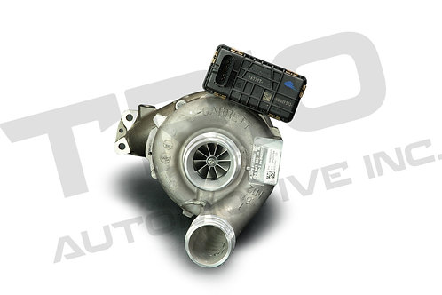 Mercedes BlueTec 3.0L OM642LS Engine - OEM Turbocharger