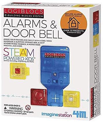 LOGIBLOCKS - Alarms & Door Bell