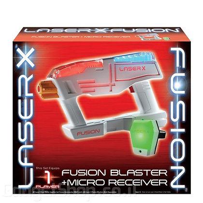LASER X Fusion blaster SINGEL | רובה לייזר טאג יחיד
