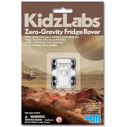 kidzlabs Zero Gravity Fridge Rover מכונית מגנטית