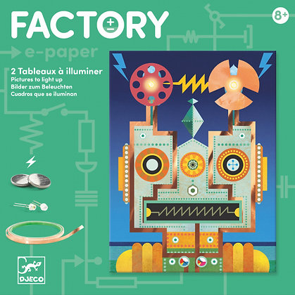 FACTORY  - art and technology CYBORG