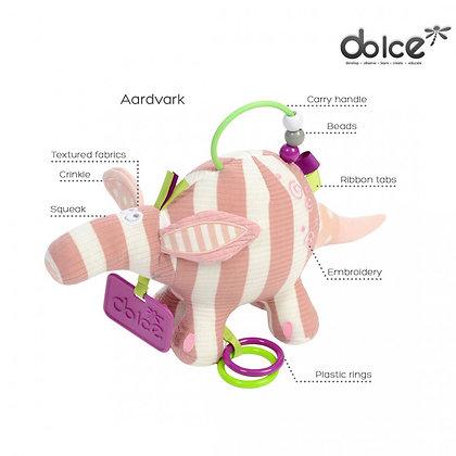 צעצוע פעילות גור של דב נמלים