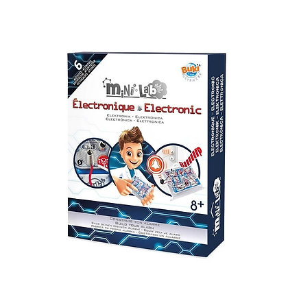 מיני מעבדת אלקטרוניקה Mini Lab Electronic