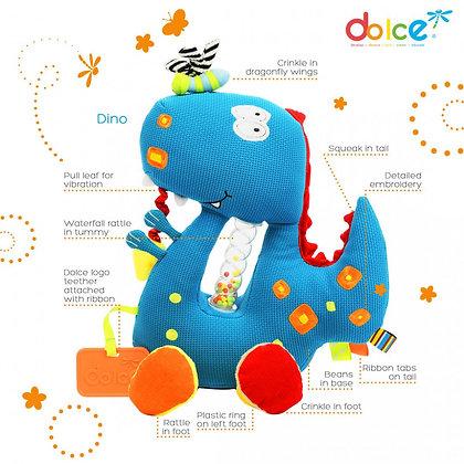צעצוע פעילות דינוזאור