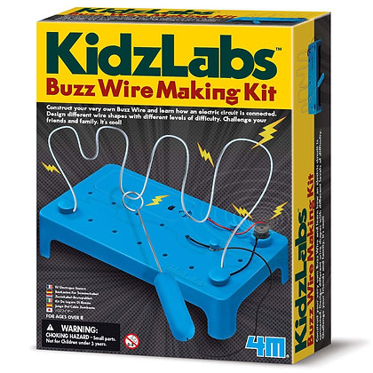 KidzLabs Buzz Wire Making Kit