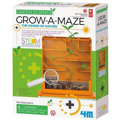 GREEN SCIENCE GROW-A-MAZE חממת מבוך
