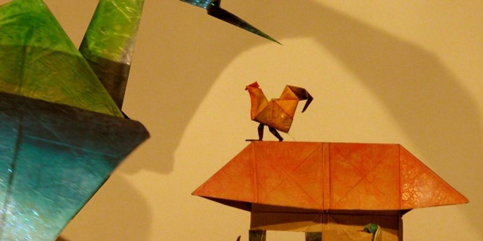 תיארון הקרון: ציפור הגשם