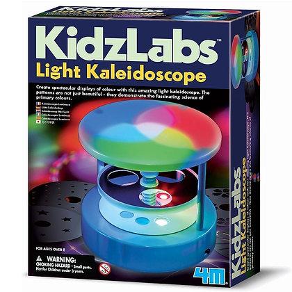 KidzLabs KALEIDOSCOPE ערכת קליידוסקופ