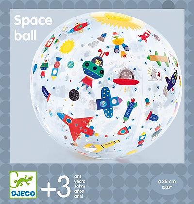 Space ball   כדור ים -חלל