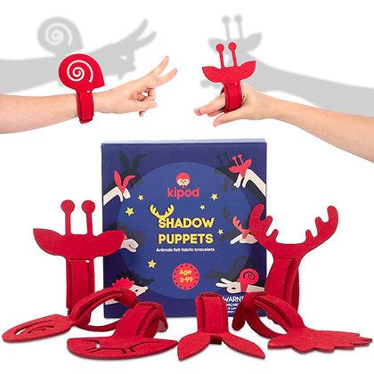 Shadow puppets צמידי תיאטרון צלליות