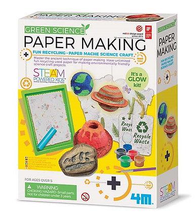 Paper Making   ערכה להכנת נייר