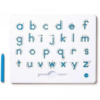 A to Z magnetab לוח מגנטי אותיות באנגלית