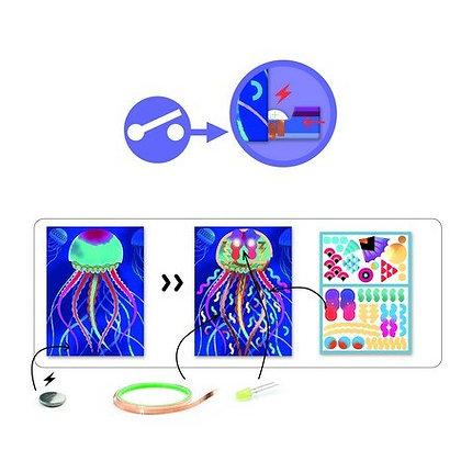 FACTORY  - art and technology Lumineuses פקטוריערכת יצירה וטכנולוגיה פקטורי