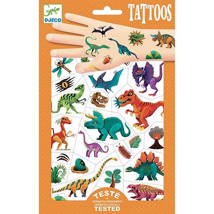 dinosaurs tattoos | קעקועים-דינוזאורים