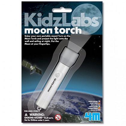 Moon Torch Projector   מקרן פנס ירח