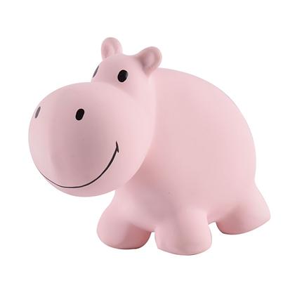 TIKIRI - hippo rattle and teether | רעשן ונשכן היפופוטם