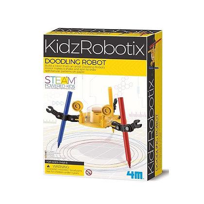 רובוט משרבט Doodling Robot