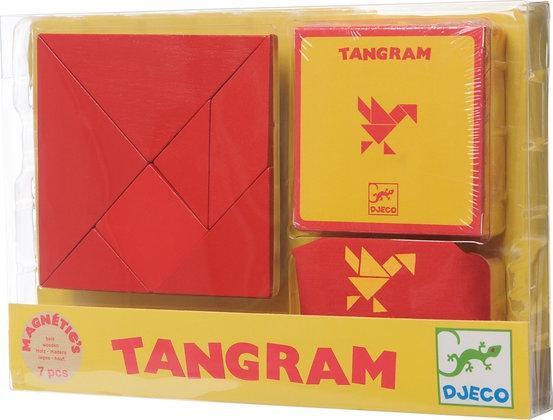 Magnetic' Tangram