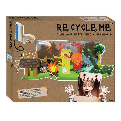 Re-cycle Me Playworld ערכת מיחזור משחקים