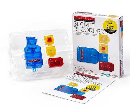 LOGIBLOCKS - Secret Recorder