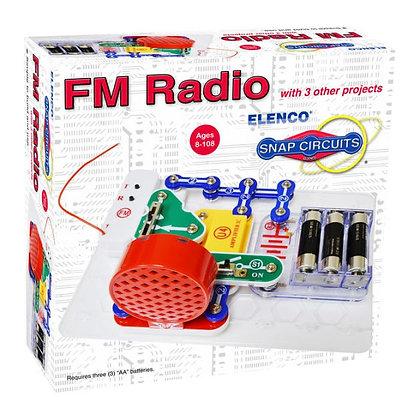 Snap Circuits FM Radio סנאפ סירקיטס רדיו