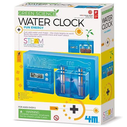 Green Science Water Clock |שעון מים