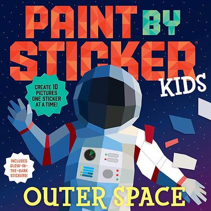 Paint by Stickers | יצירה עם מדבקות