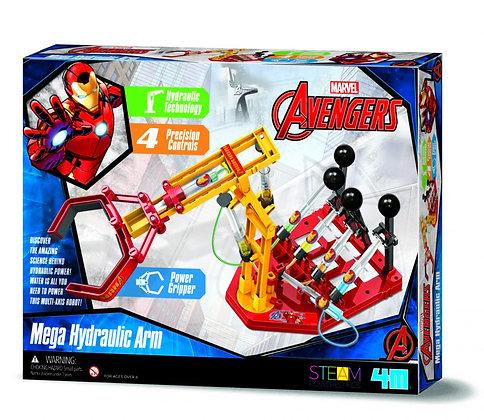 Avengers - Mega Hydraulic Arm | הנוקמים -זרוע הידראולית ענקית