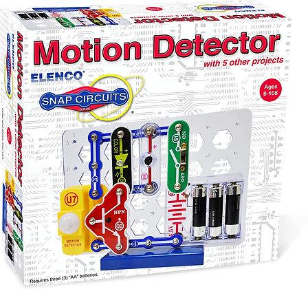 Snap Circuits Motion Detector סנאפ סירקיטס גלאי תנועה