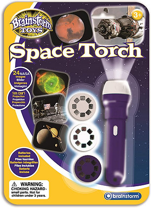 Space Torch Projector