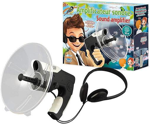 Sound Amplifier מגביר קול