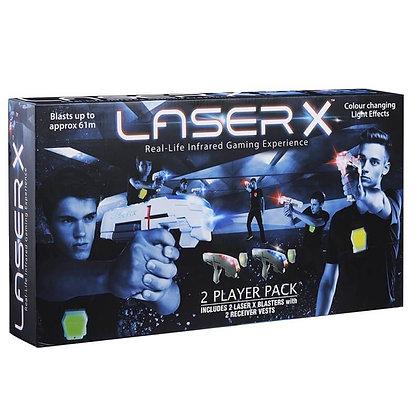Laser X Double Blasters