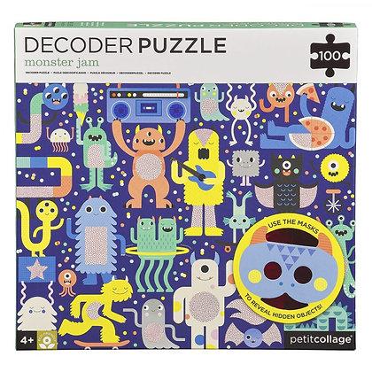 Decoder Puzzle Monster Jam