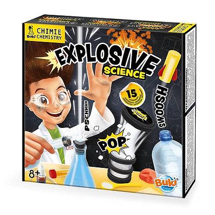 ערכת מדע לניסויים מתפוצצים Explosive science
