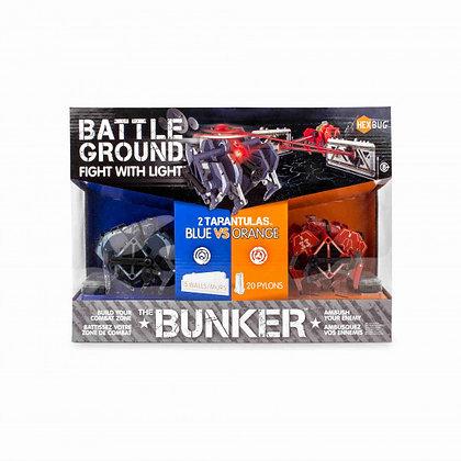 battle ground fight - the bunker זירת מלחמה הבונקר