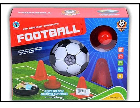 Suspending air soccer משחק כדורגל מרחף