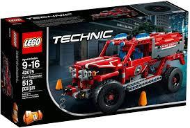 Lego Technic First Responder לגו טכניק