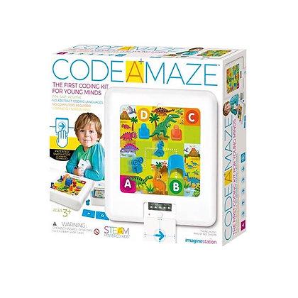 קודד מבוך Code A Maze