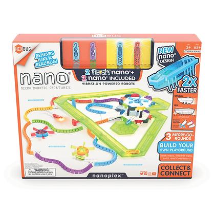 nanoplex 4 micro robots | נאנו פלקס 4 ג׳וקים