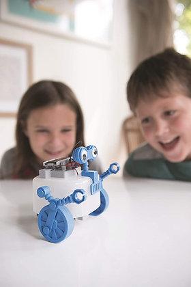 Green science - rover robot | רובוט סולארי להרכבה