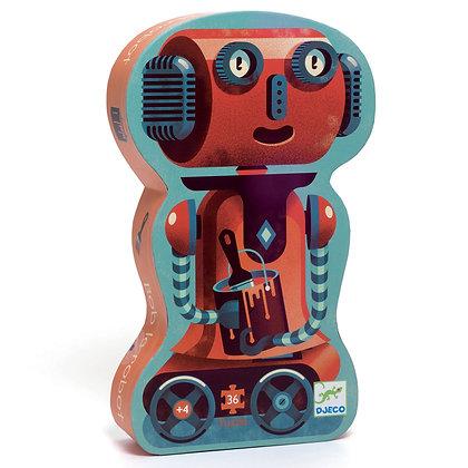 Bob the robot | פאזל-בוב הרובוט