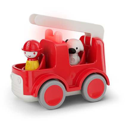 Myland fire truck | כבאית