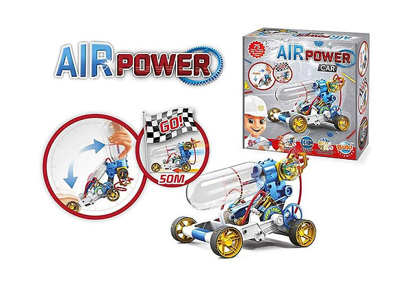 Air Power Car מכונית לחץ אוויר